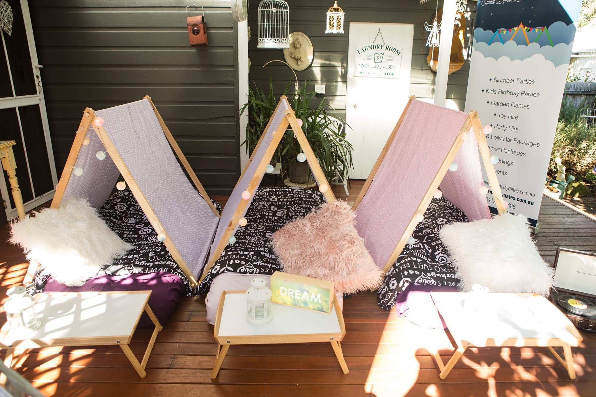 Teepee Party Sydney