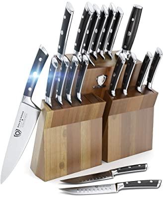 best kitchen knife set under 100