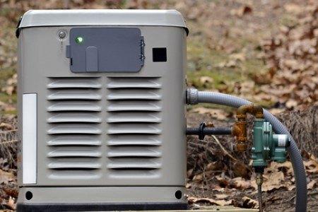 Energy efficient generator