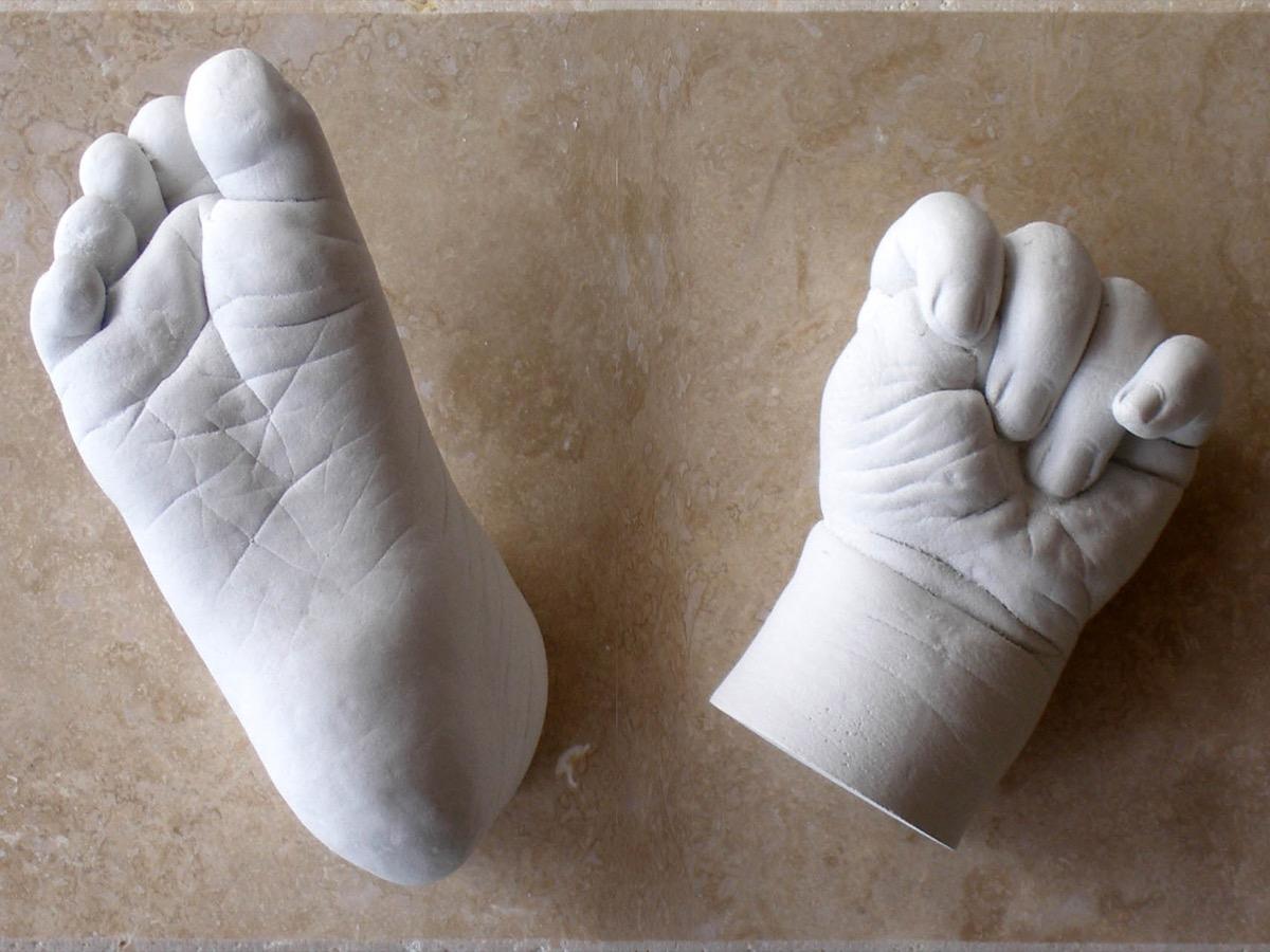 cast plaster
