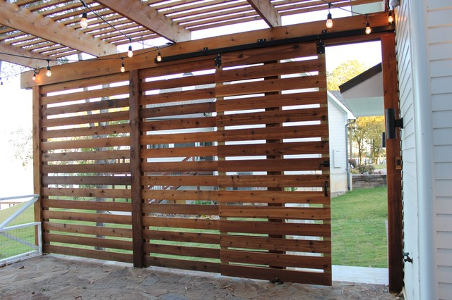 privacy screen design