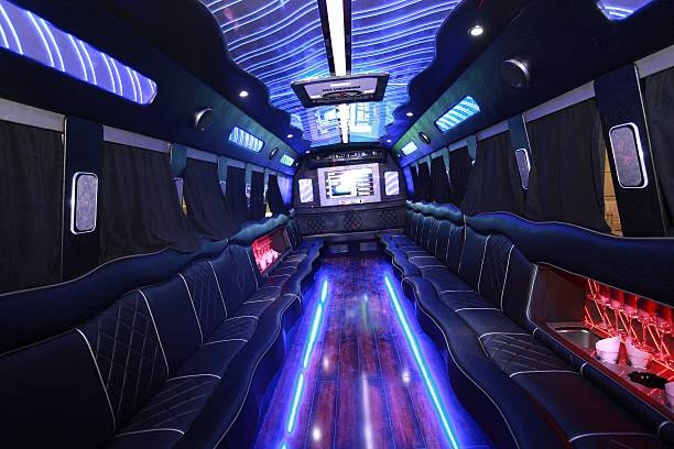 Akron NY Party Bus